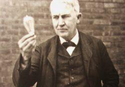 32-Edison'un Annesi